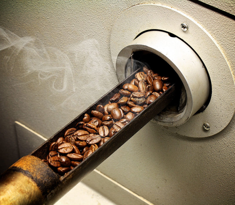 State-of-the-art slow roaster